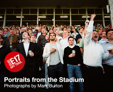 Portraits from the Stadium | Mark Burton Photography E17
