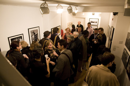 LIP 2010 Exhibition, Downstairs Private View