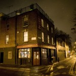 LIP Shoreditch January Talks, upstairs at the Red Lion