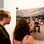 Guests & Volunteers: photos from the Private View