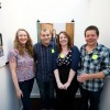 Guests & Volunteers: Portraits from the Crisis Night Shift Private View