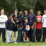 Summer School – Waltham Forest Pool and Track