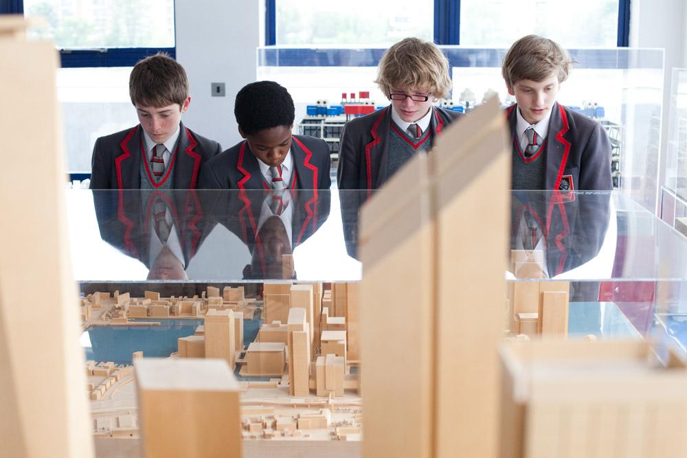 Mossbourne Academy Architecture Club