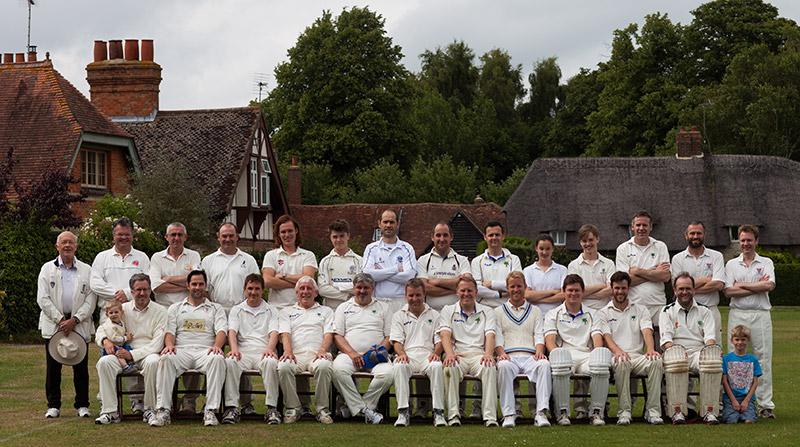 NOBs & W&SCC Team Photo 2015