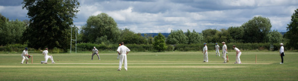 Alex Booth - blasts another boundary on the way to a match losing score of 117