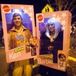 Saugatuck Halloween Parade
