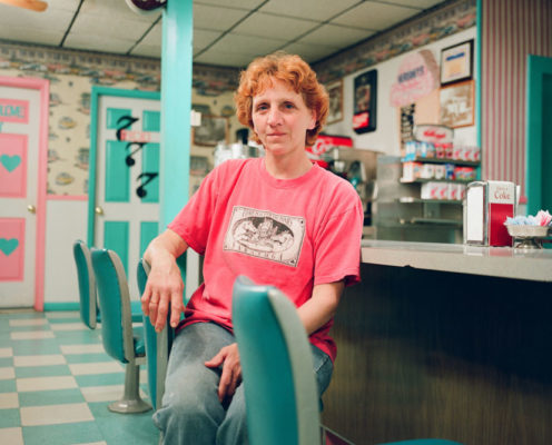 Photograph from the series: Living wage